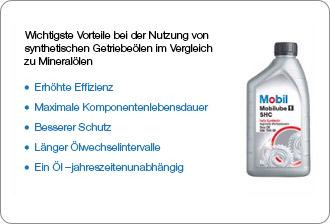 Wichtigste Vorteile bei der Nutzung von synthetischen Getriebeölen im Vergleich zu Mineralölen